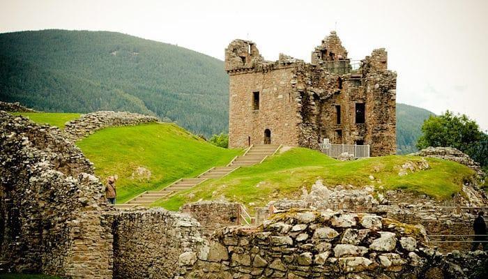Las tierras altas de escocia. 10 lugares para visitar