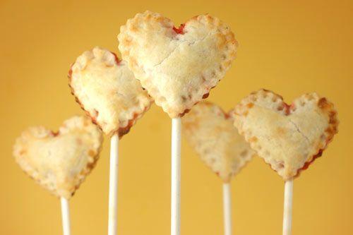 Mini Pies-On-a-Stick