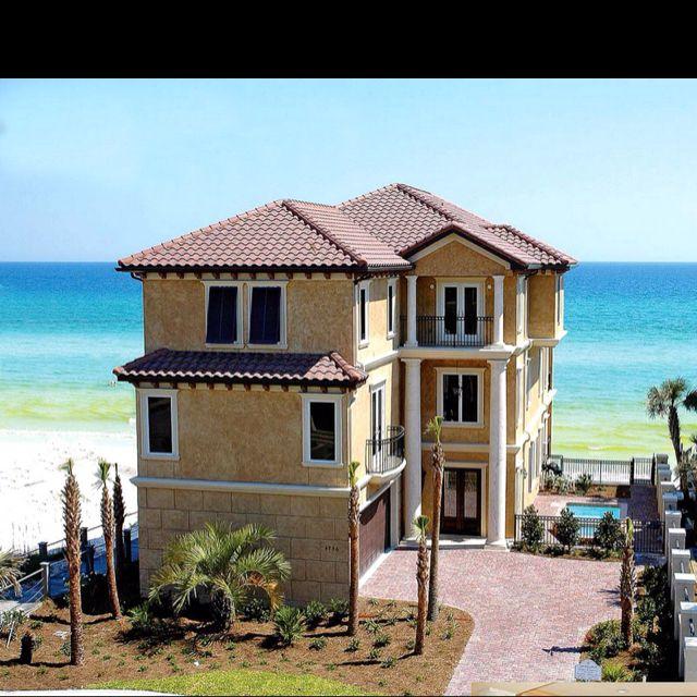 My Future Beach House I Want In Destin Florida Beach Houses For Rent Florida Beach House Rentals Cheap Beach House