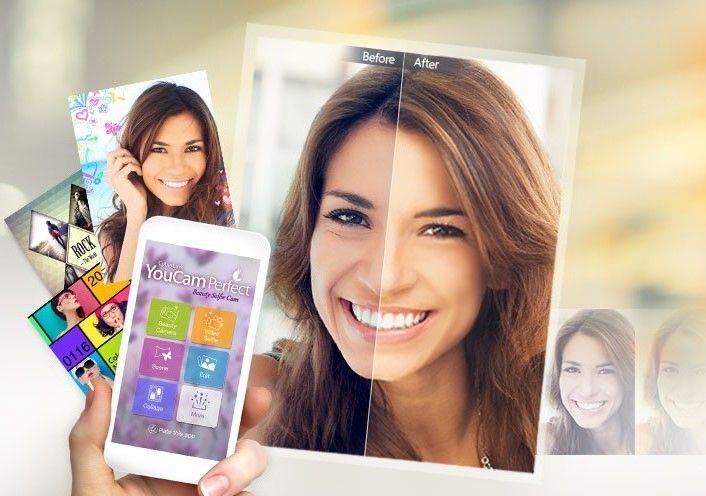 selfie taking apps