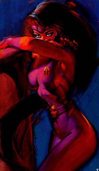 History of Art: Pin-up Art - Joe Chiodo | Art | Pinterest ...