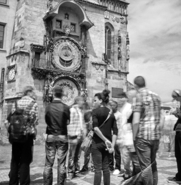 o mundo cabe no buraco da agulha: Relógio Astronómico, Praga