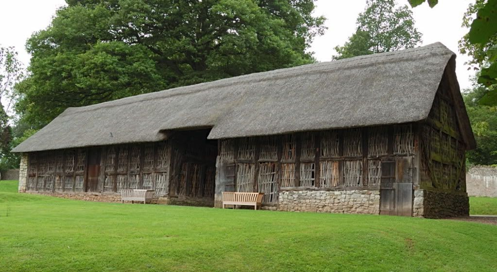 National Museum of Wales, St Fagans – Barn
