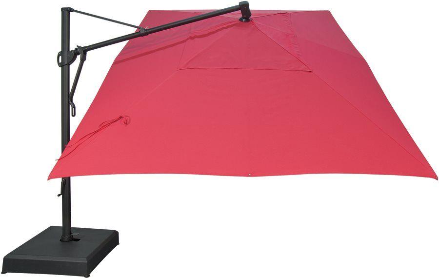 Treasure Garden Cantilever 10 X 13 Foot Umbrella Exakzrt