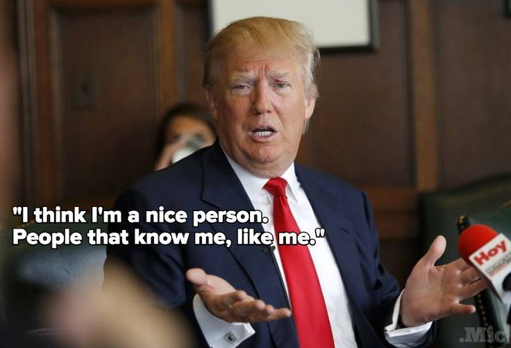 Funny Donald Trump Quotes 30 Craziest And Random Donald Trump Quotes  Pinterest  Donald