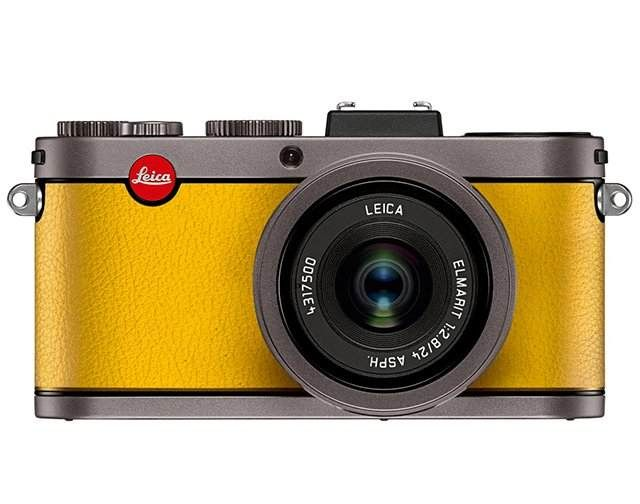 LEICA LEMON YELLOW X2