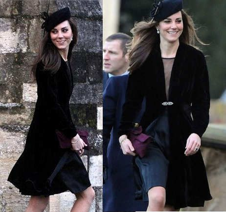 f3a1ddb6a217 Nothing does it for me like a velvet coat! Libelula Dulwich Coat as worn by  Kate Middleton