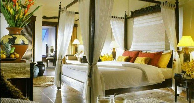 Camera da letto in stile coloniale: per un riposo d\'atmosfera | Casa ...