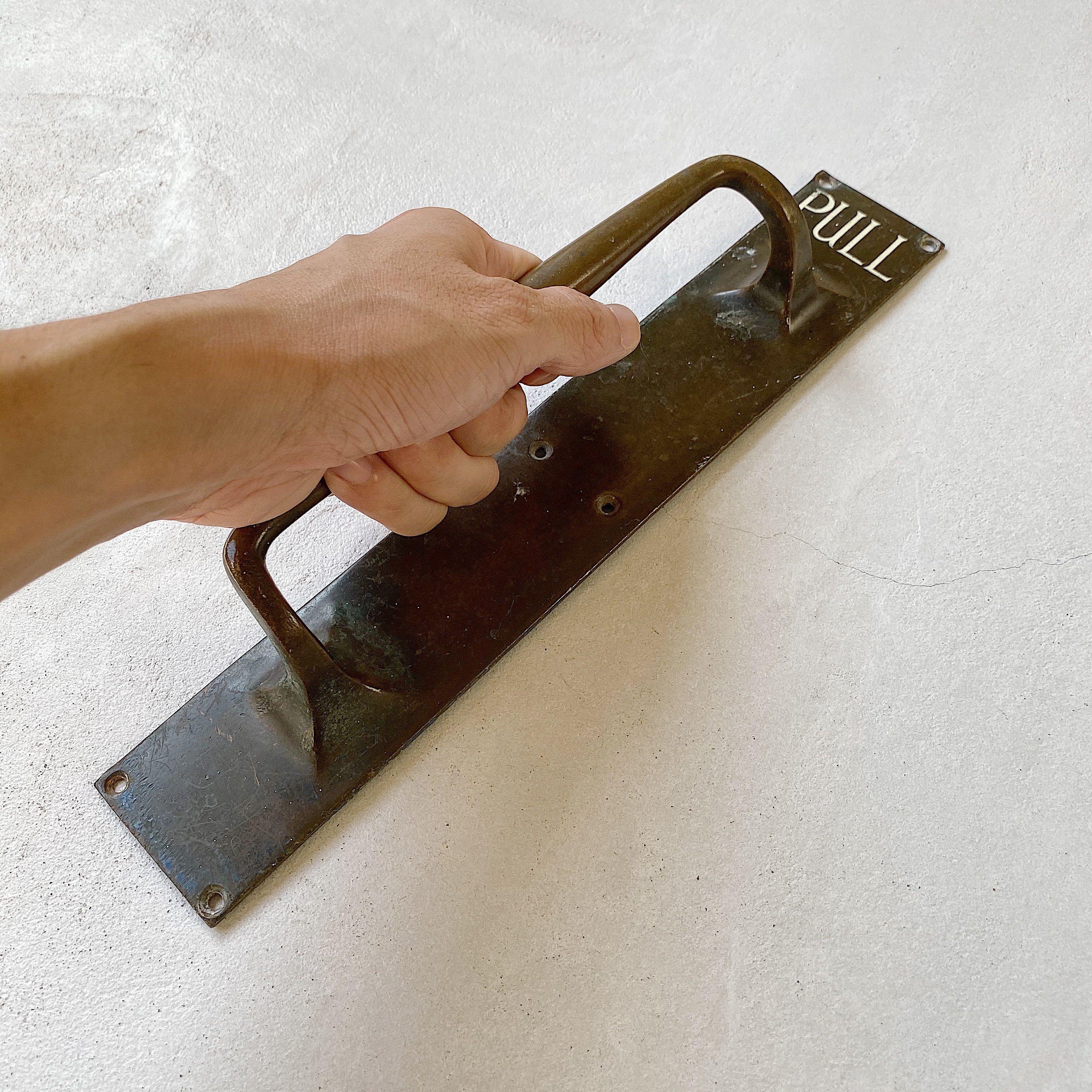 アンティーク 真鍮ドアハンドル ドアハンドル アンティーク ドア
