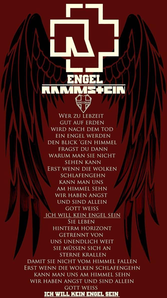 Rammstein-Engel by xDINOo on DeviantArt   Rammstein engel
