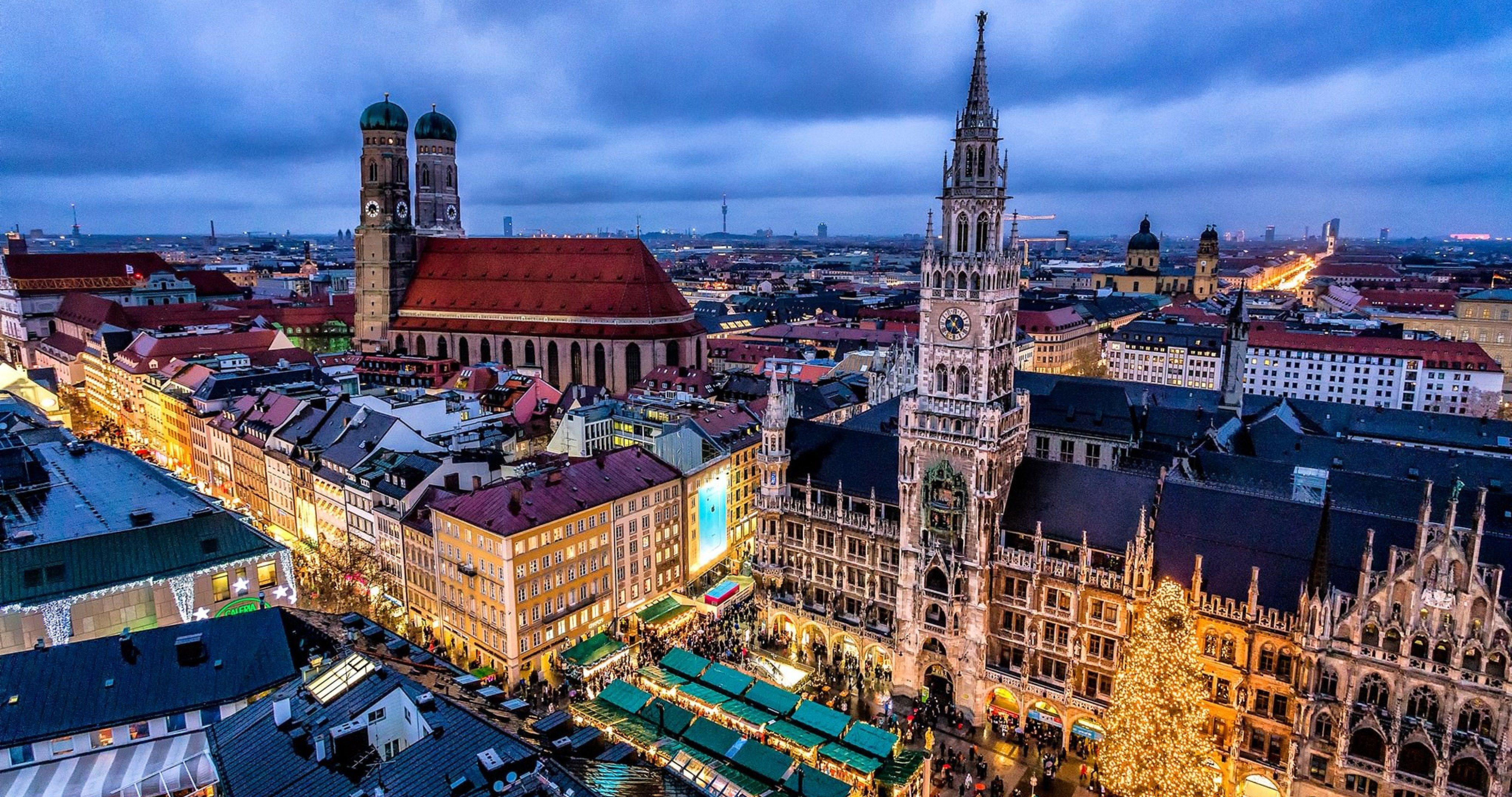 نتيجة بحث الصور عن hd marienplatz munich