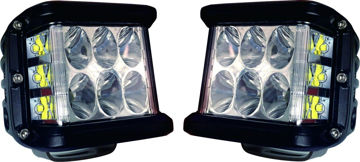 Side Projecting LED Pods ** You can find more details by