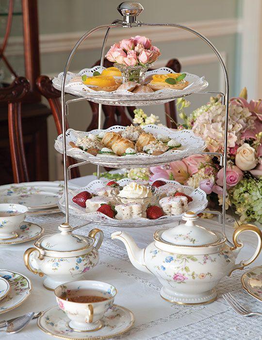 Use The Correct Term For The Tea You Are Hosting High Tea