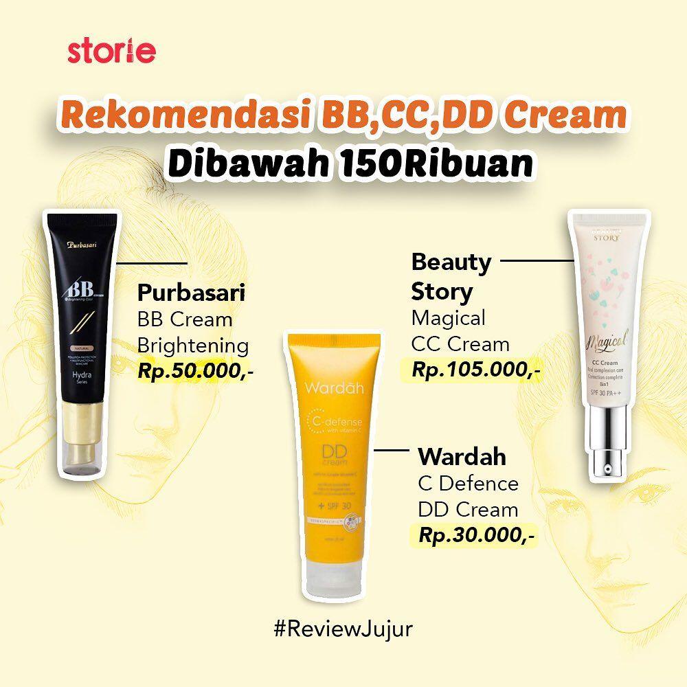 Dd Cream Untuk Wajah Berjerawat