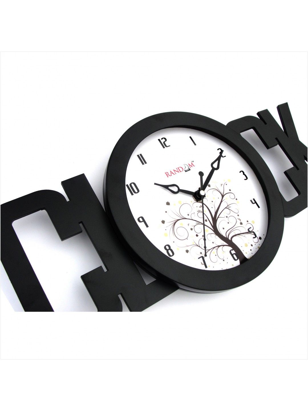 Buy designer black analog wall clock buy online designer black buy designer black analog wall clock buy online designer black analog wall clock at best amipublicfo Image collections