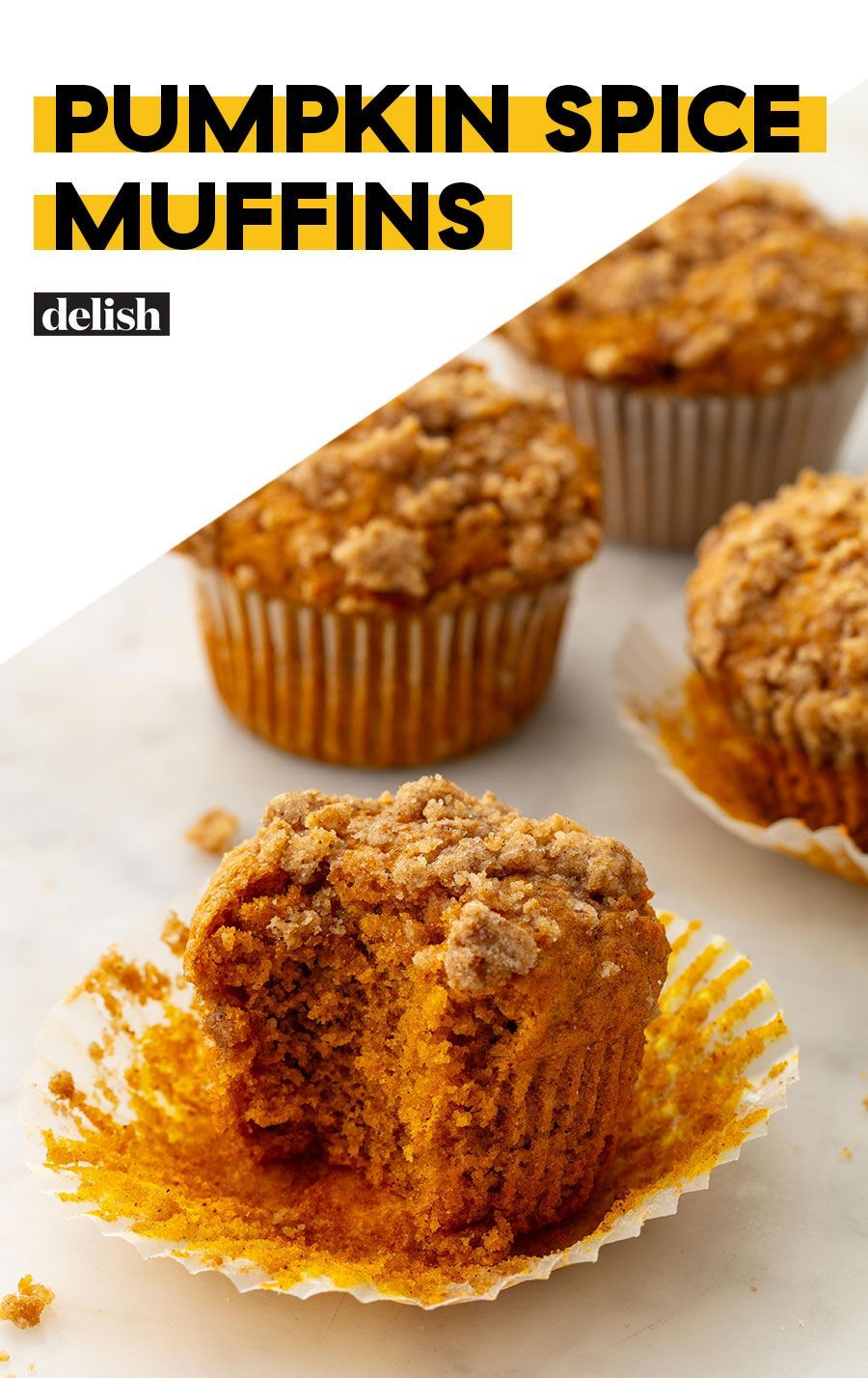 Pumpkin Spice Muffins Make The Perfect Fall Breakfast