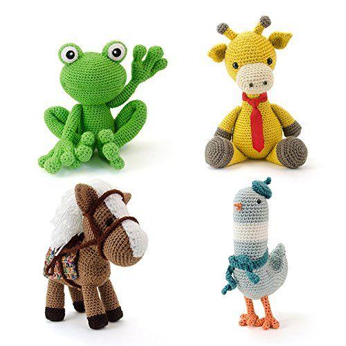 Amazon.com: Super Easy Amigurumi: Crochet Cute Animals eBook ... | 500x500