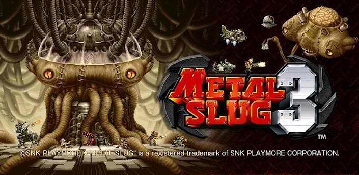 Metal Slug 3 Apk 1 7 Latest Version Free Download Slugs Metal