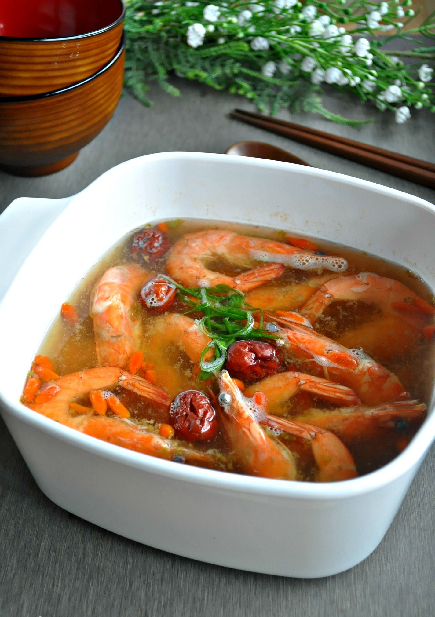 Drunken Prawns 醉虾 | From the Deep | Pinterest