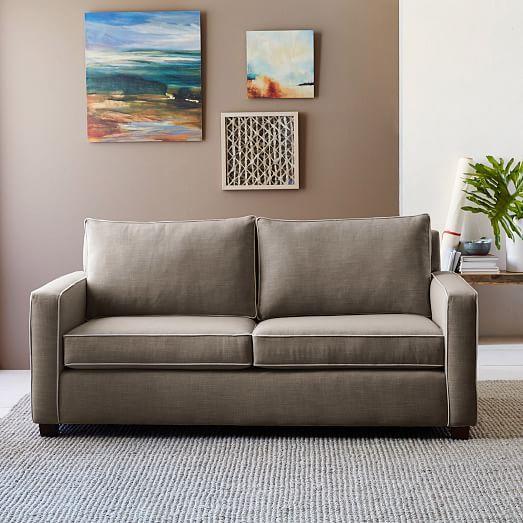 Outstanding Henry 86 Sofa Linen Weave Regal Blue For The Home Evergreenethics Interior Chair Design Evergreenethicsorg