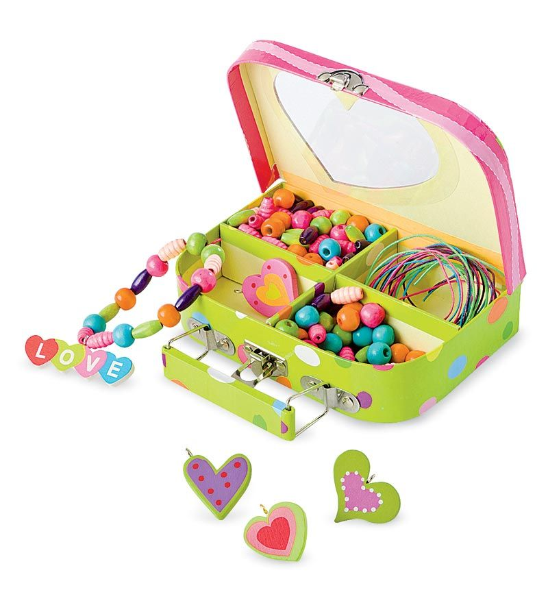 Beads in a Suitcase