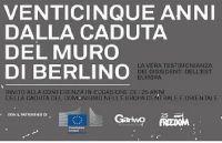Milano / Incontro in occasione del 25. anniversario della caduta del Muro di Berlino