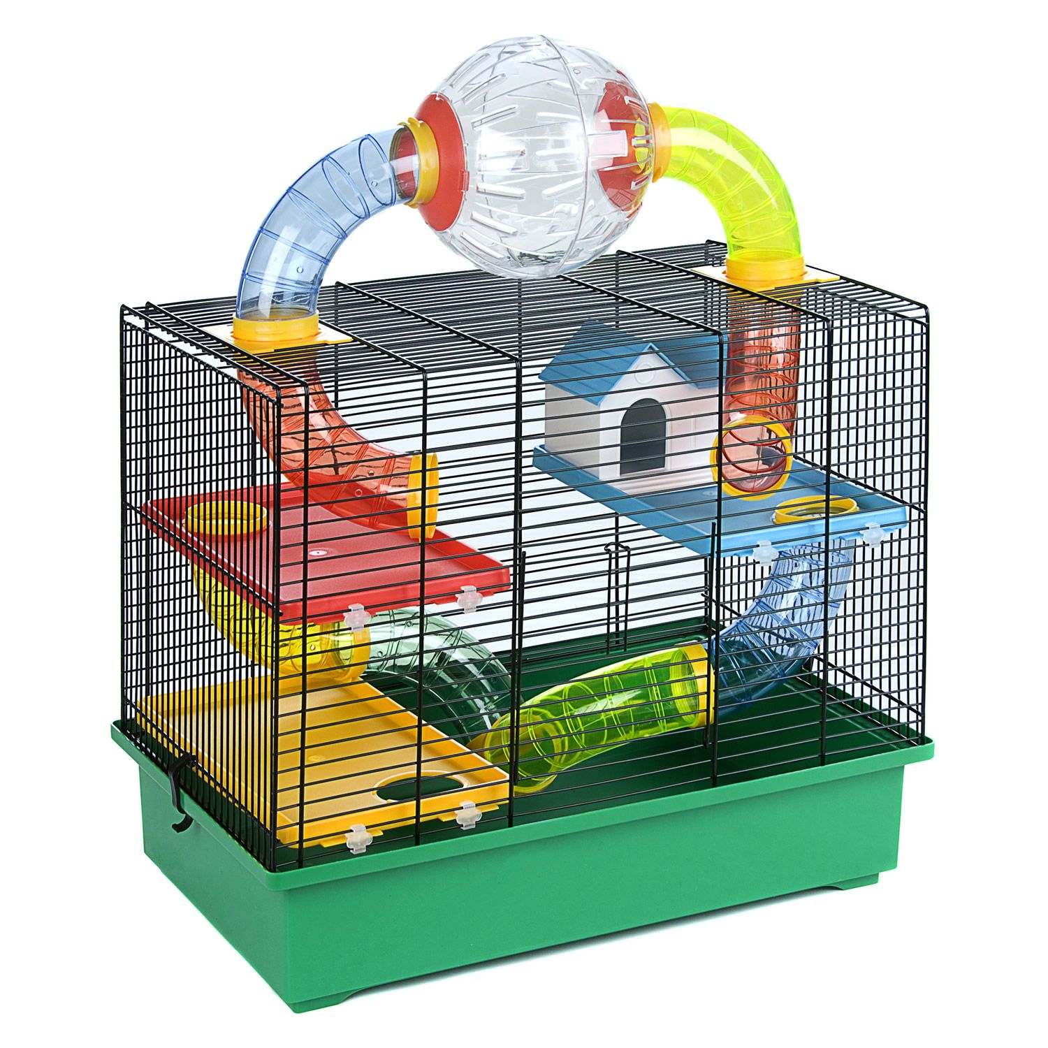 Oscar 2 Hamster Cage Cagesworld Hamster Cage Hamster Life Hamster Cages
