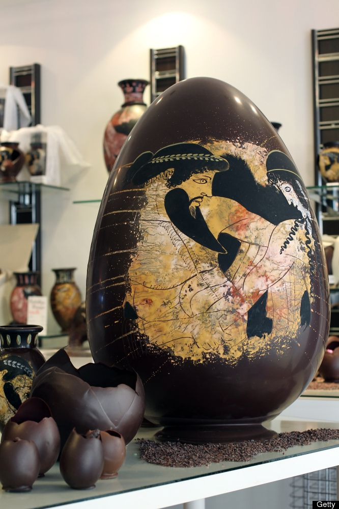 Photos  Amazing Painted Easter Eggs From Around The World