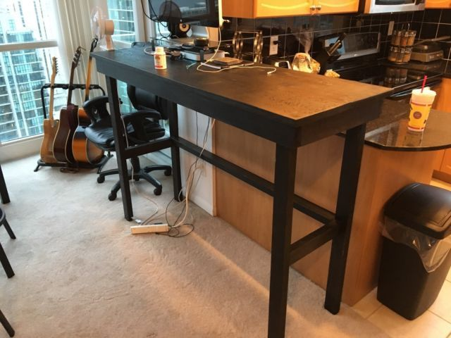 Custom Bar Table
