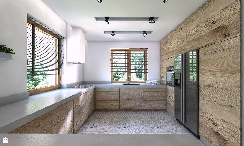 Kuchnia styl Nowoczesny zdjęcie od BAGUA Pracownia Architektury