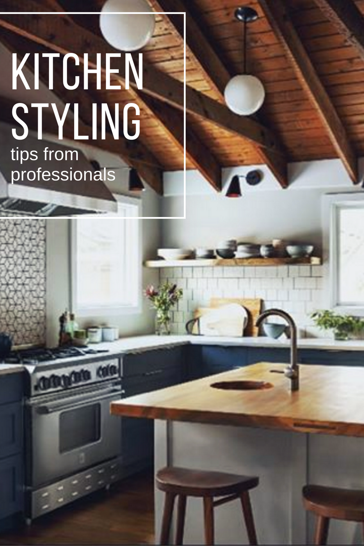 Perfect Discover Professional Kitchen Styling Tips From The Bluestar Kitchens.  Click For More Tips.