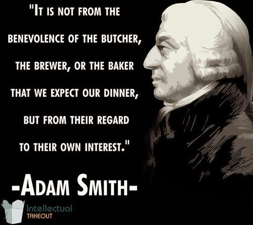 Adam Smith Quotes Stunning Adam Smith Quotes Google Search Quotes And Such Pinterest