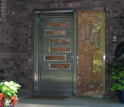 Steel Doors: Fire Rated Doors, Stainless Steel Doors, Hollow Metal ...