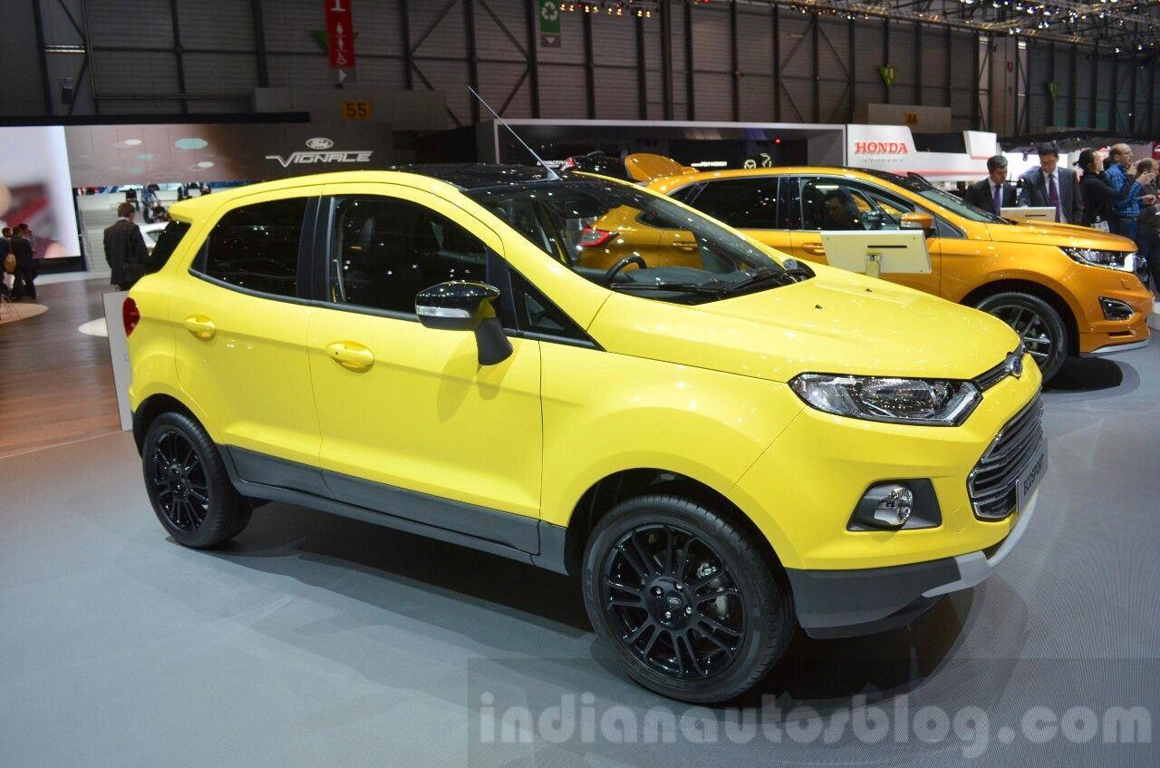 5 Things We Know About The 2017 Ford Ecosport Iab Picks With Images Ford Ecosport Car Ford Ford
