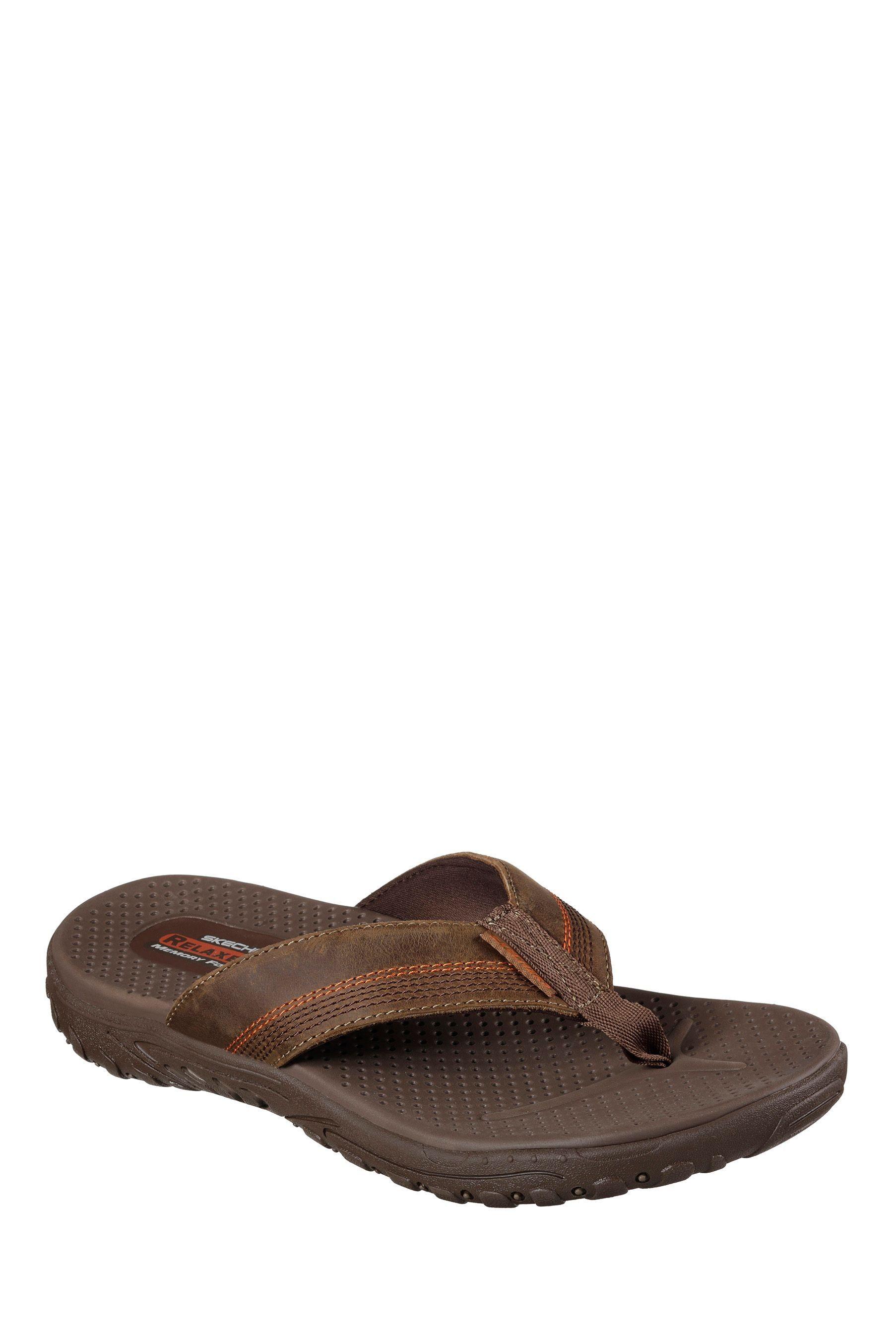 Mens Skechers Reggae Cobano Sandal