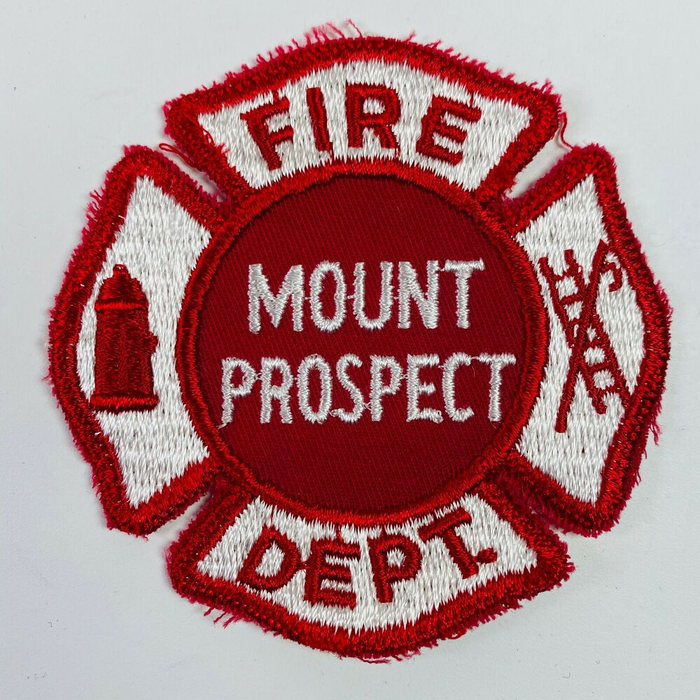 Mount prospect fire department cook county illinois patch