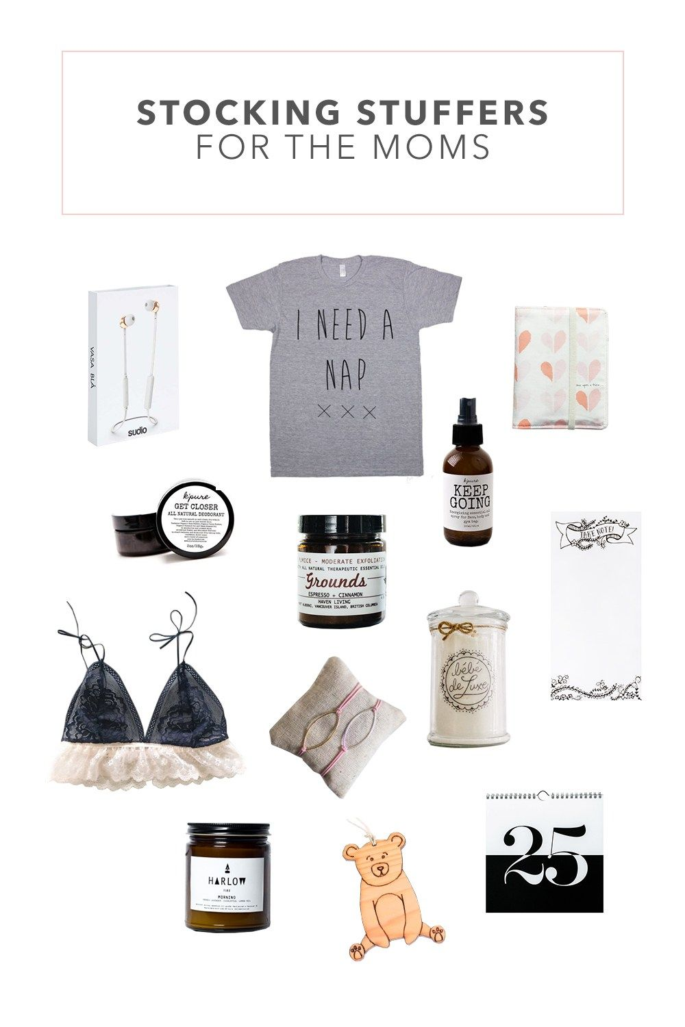 Stocking Stuffer Ideas for Mom, Dad and Baby   Baby ...