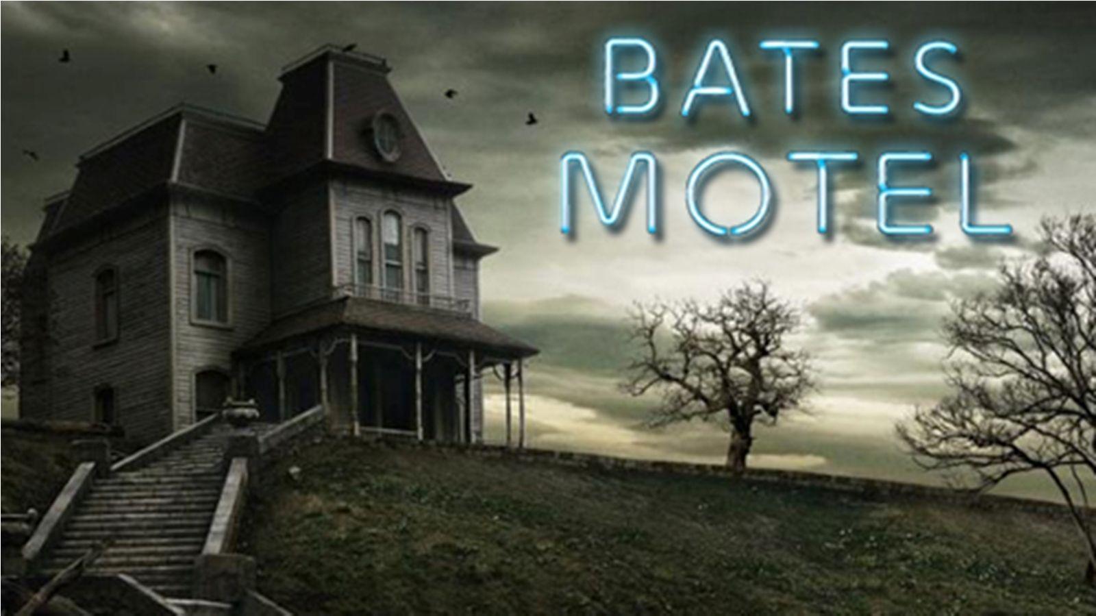 burning series bates motel