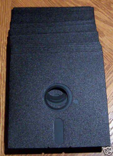 "5 1/4"" floppy disks - 1980's babe!!!"