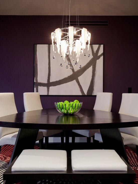 dining by Chris Jovanelly Interior Design http://www.houzz.com/photos/3614207/Contemporary-Phoenix-Condo-contemporary-dining-room-phoenix