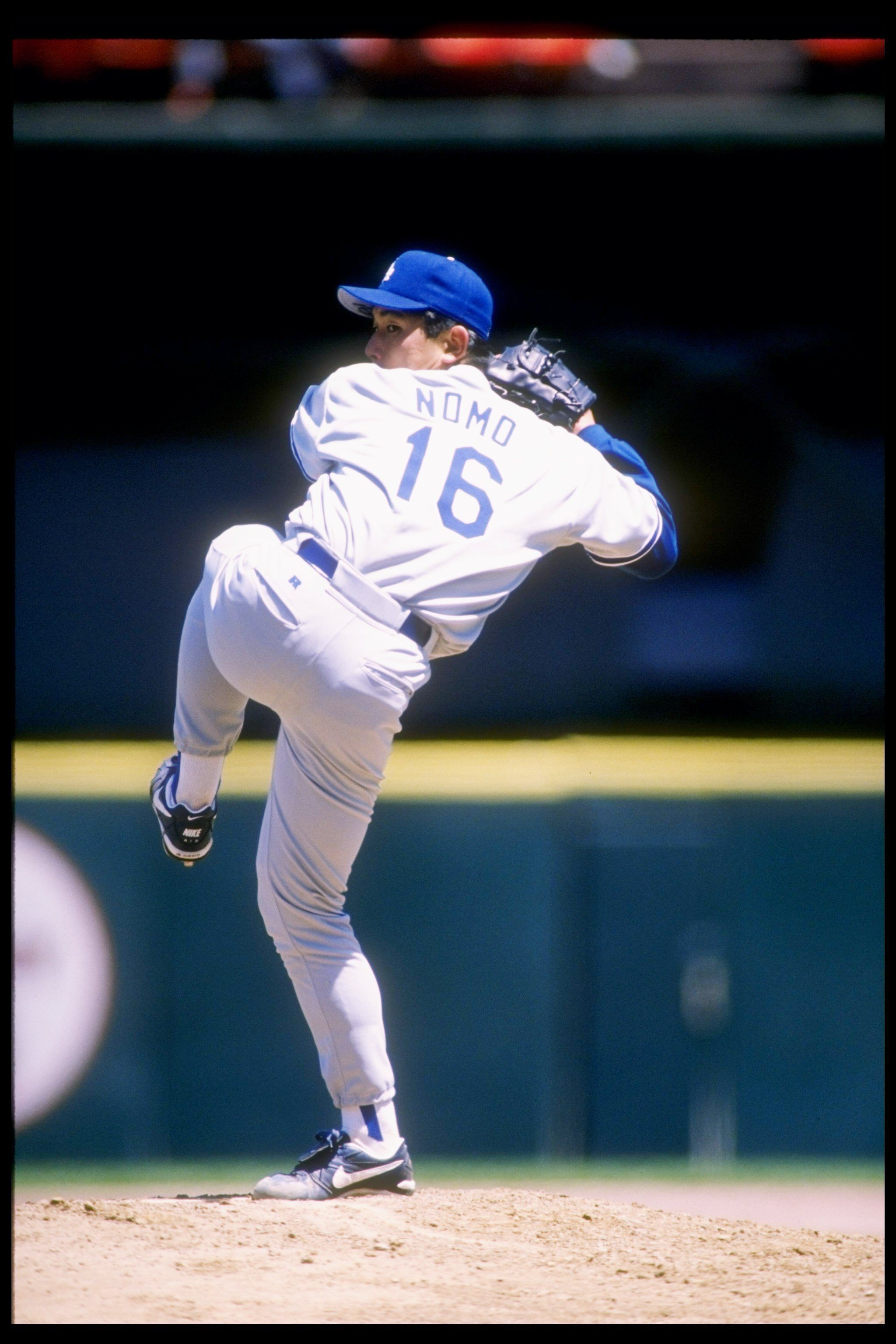 Hideo Nomo - Japanese Pitchers