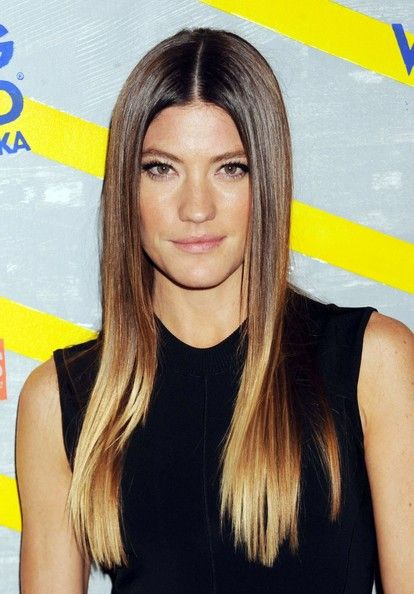hair ombre Jennifer carpenter