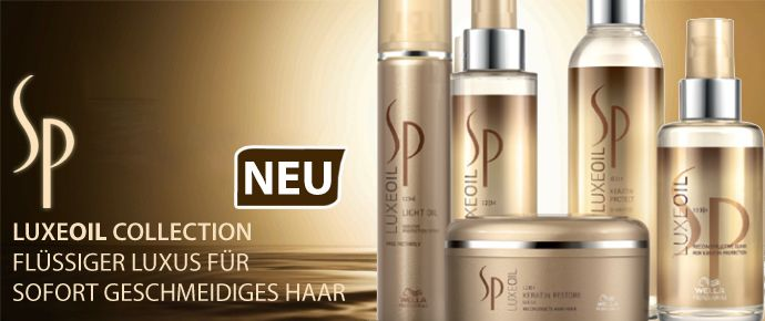 LuxeOil Collection