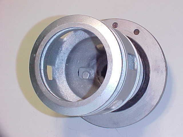 Crankshaft Pulley Harmonic Balancer With Images Pulley Stuff