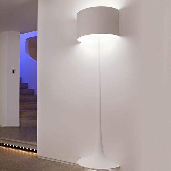 Wall Lamp SOFT SPUN LARGE By FLOS Design Sebastian Wrong