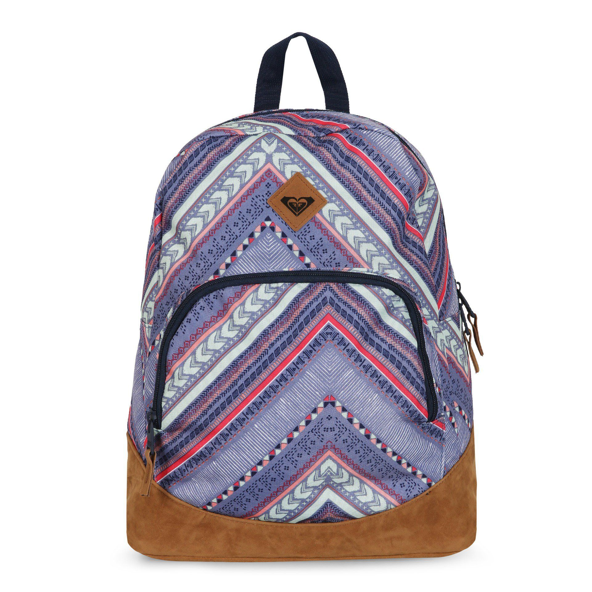 c9cd0794e5 Sac à dos Fairness Roxy | Back to School | Roxy backpacks, School ...