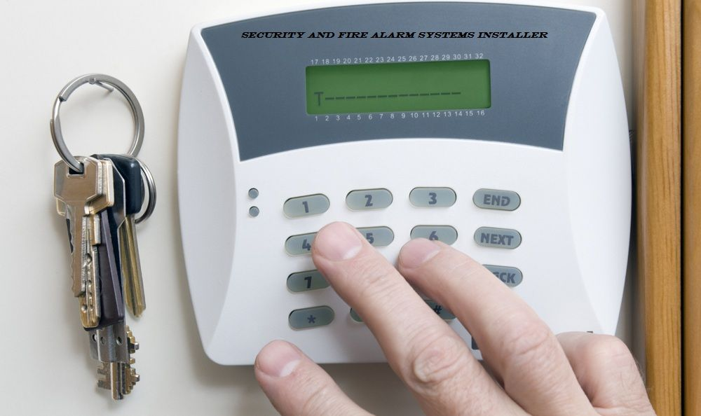 it is essential to protect your homes security with security devices and fire alarm systems it is easy to discover a and systems installer nowadays - Security Systems Installer