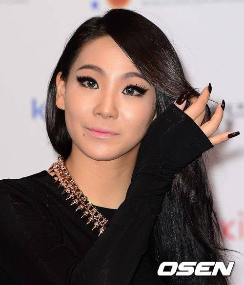 #CL #2NE1