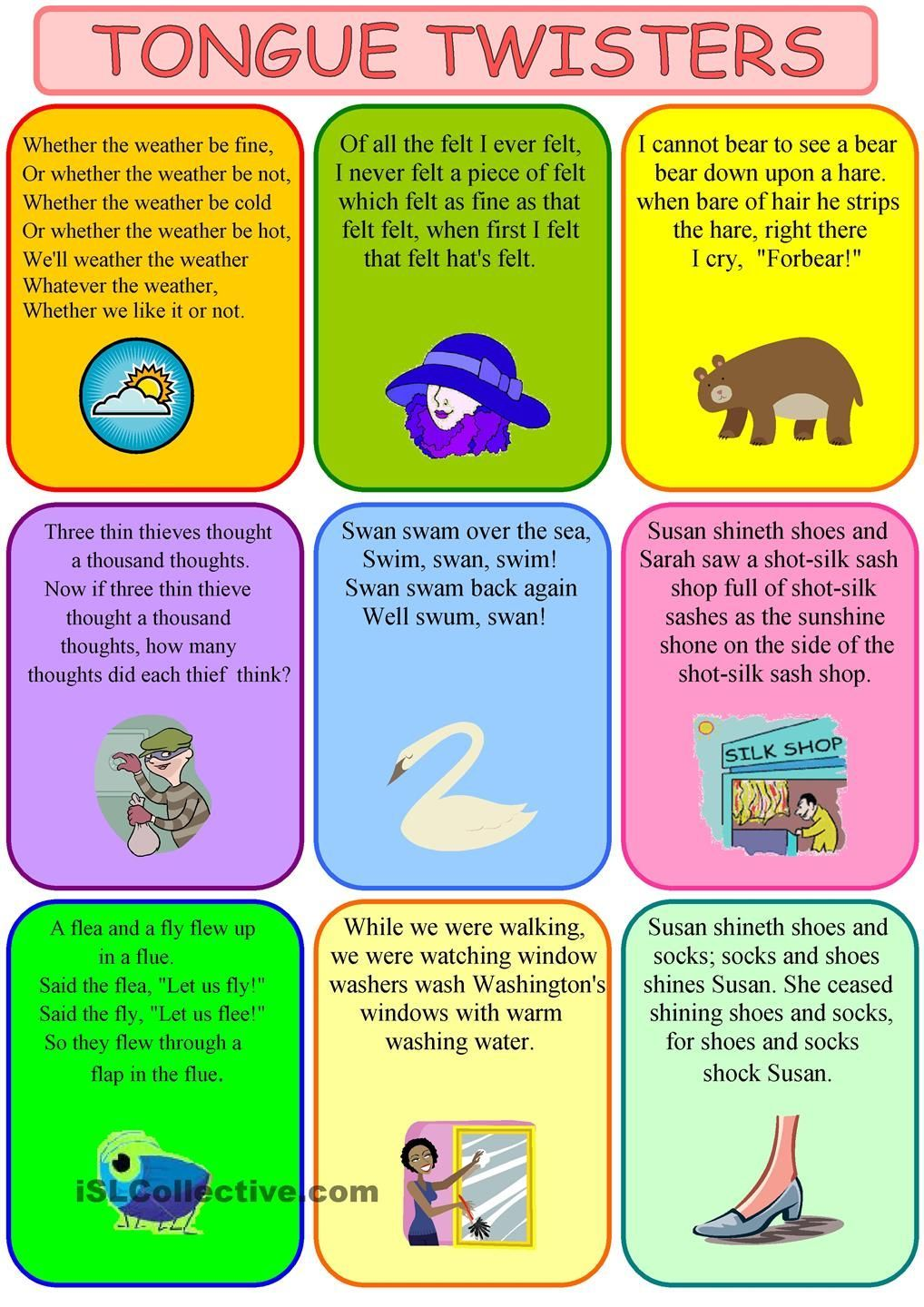 Worksheet Tongue Twister Images I Love That My Kiddos Are Getting Really Invested In Speech And Asking For Spe Tongue Twisters For Kids Tongue Twisters Twister [ 1440 x 1018 Pixel ]