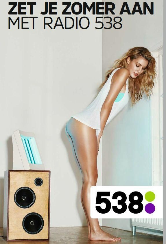 Radio 538 Komt Weer Met Outdoorcampagne Met Een Knipoog Radio Weer
